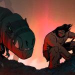 Primal (Serie Animada) – Soundtrack, Tráiler