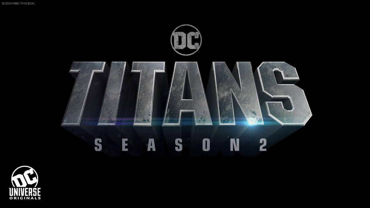 Titanes (Titans), Serie de TV – Tráiler