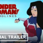 Wonder Woman: Bloodlines – Tráiler
