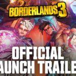 Borderlands 3 (PC, PS4, XB1) – Tráiler