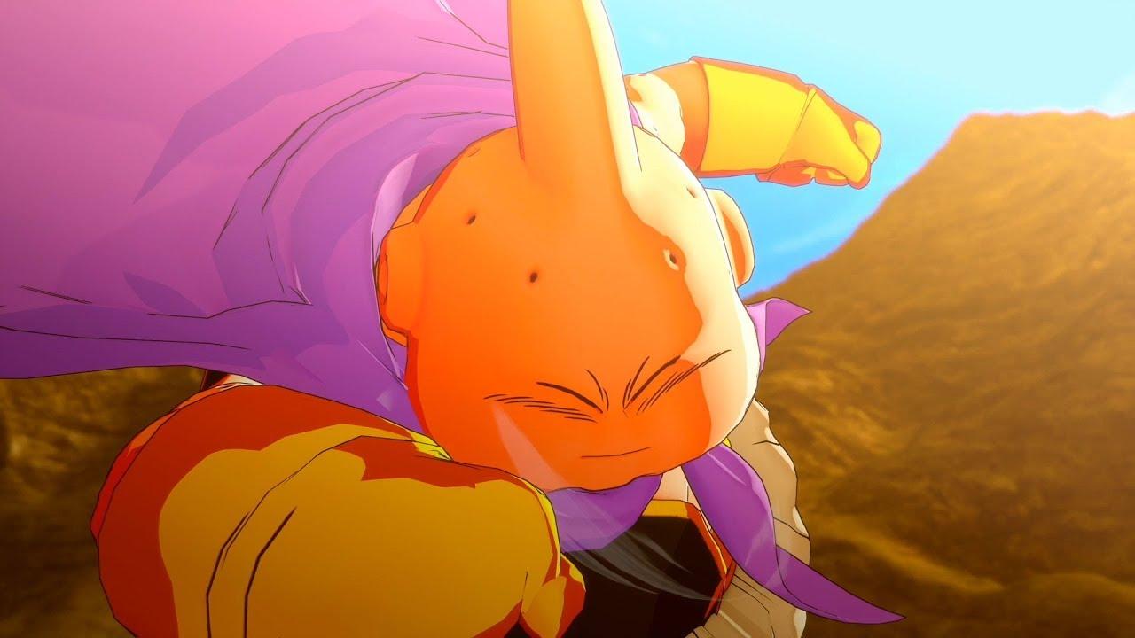 Dragon Ball Z: Kakarotto (Dragon Ball Z: Kakarot), PC, PS4, XB1 – Tráiler