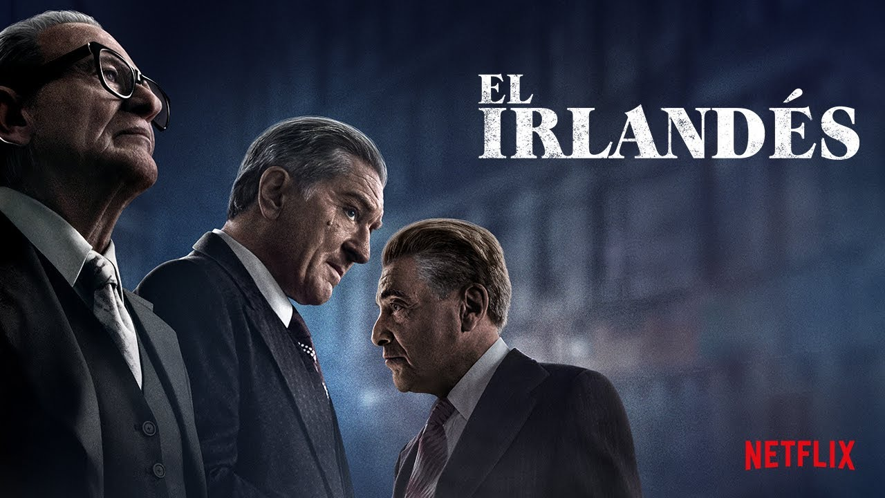 El irlandés (The Irishman) – Soundtrack, Tráiler