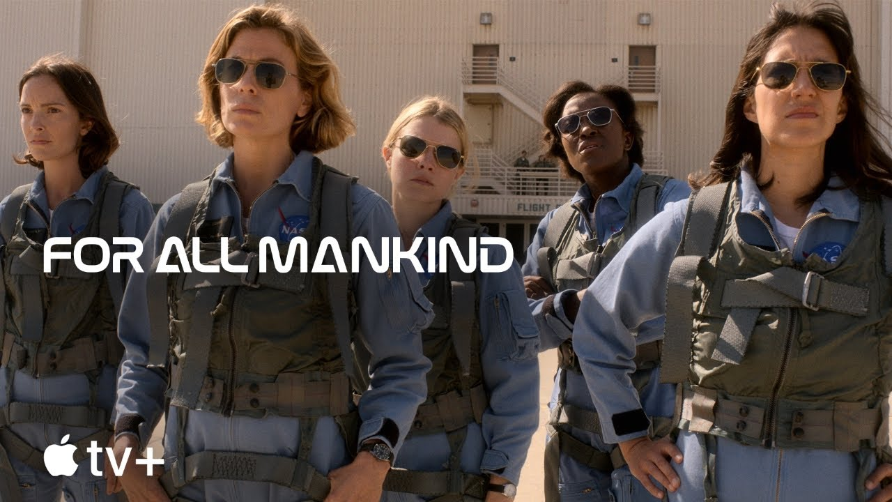 For All Mankind (Serie de TV) – Tráiler