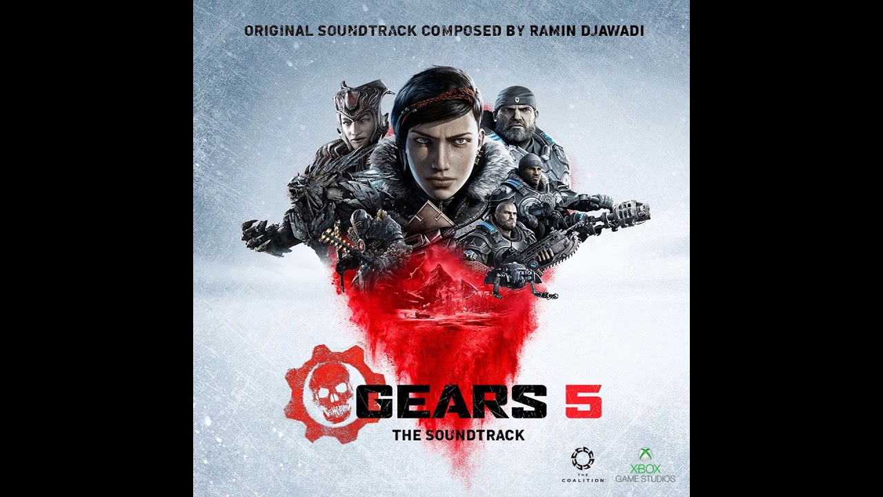 Gears 5 (PC, XB1) – Soundtrack, Tráiler