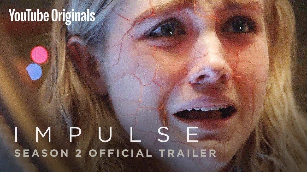 Impulse (Serie de TV) – Soundtrack, Tráiler