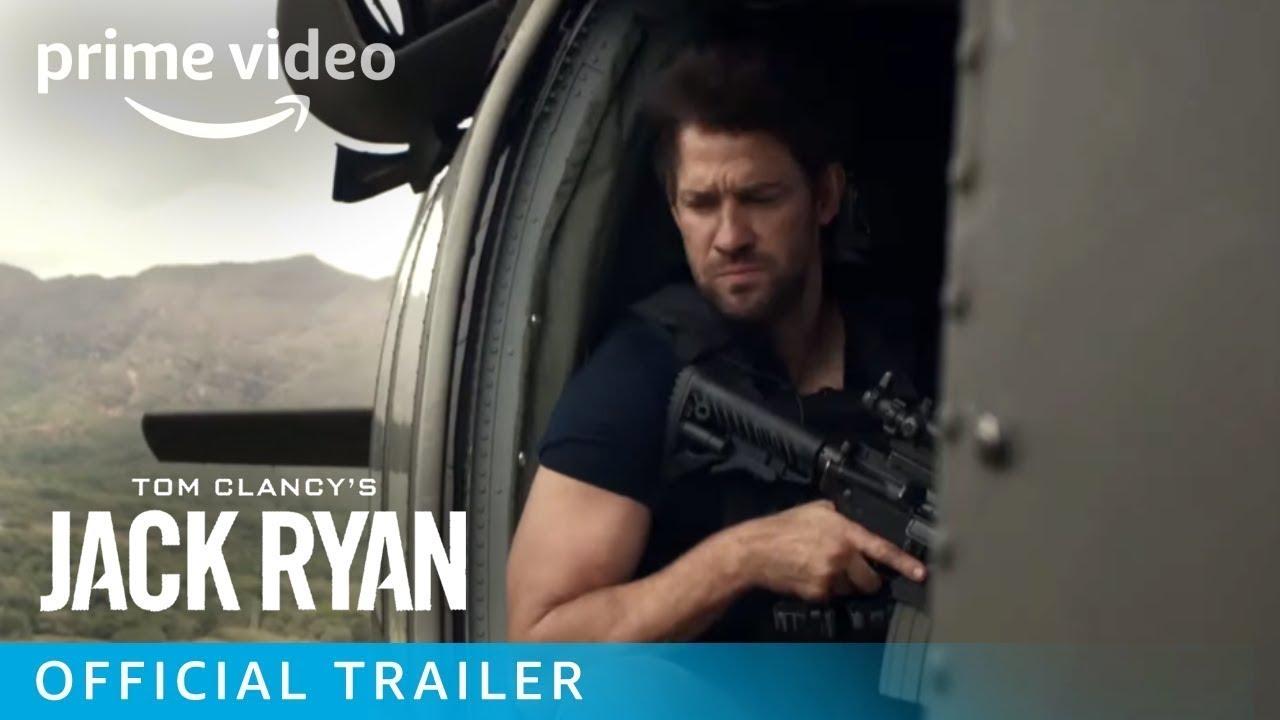 Jack Ryan (Serie de TV) – Soundtrack, Tráiler