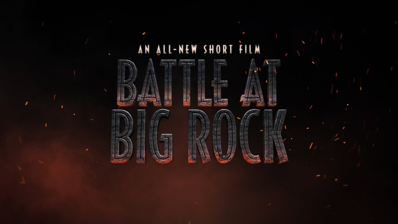 Jurassic World: Battle at Big Rock (Cortometraje) – Tráiler