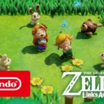 The Legend of Zelda: Link's Awakening (Switch) – Tráiler