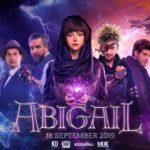 Abigail: Ciudad Fantástica – Tráiler
