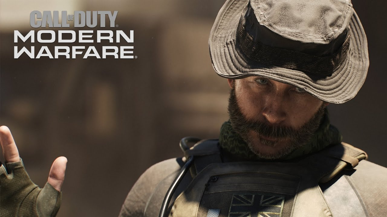 Call of Duty: Modern Warfare (PC, PS4, XB1) – Soundtrack, Tráiler