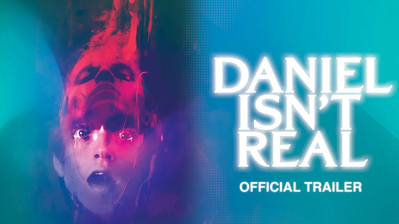 Daniel Isn't Real – Soundtrack, Tráiler