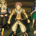 Fairy Tail (PC, PS4, Switch) – Tráiler