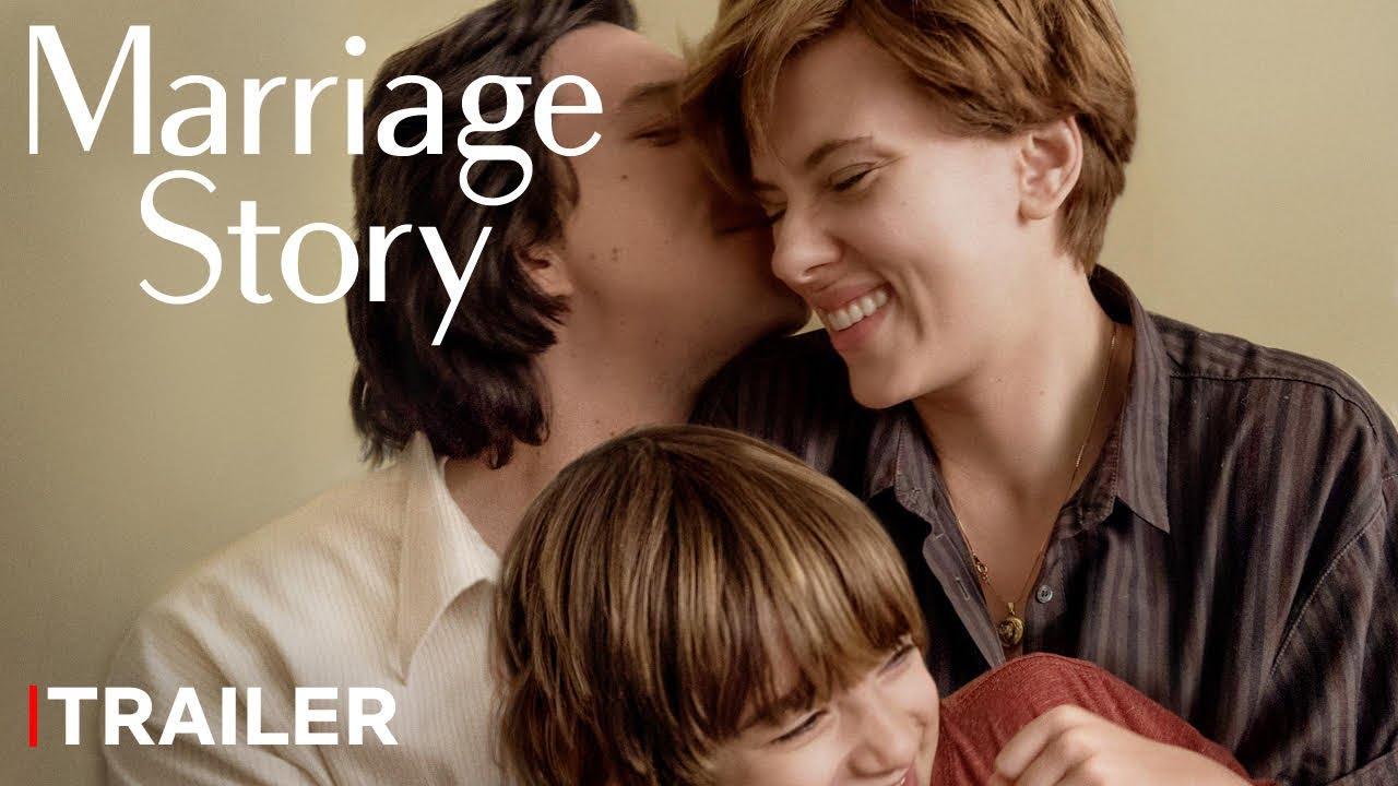 Historia de un matrimonio (Marriage Story) – Soundtrack, Tráiler