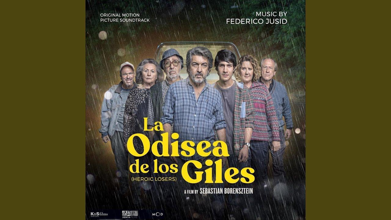 La Odisea de los Giles – Soundtrack, Tráiler