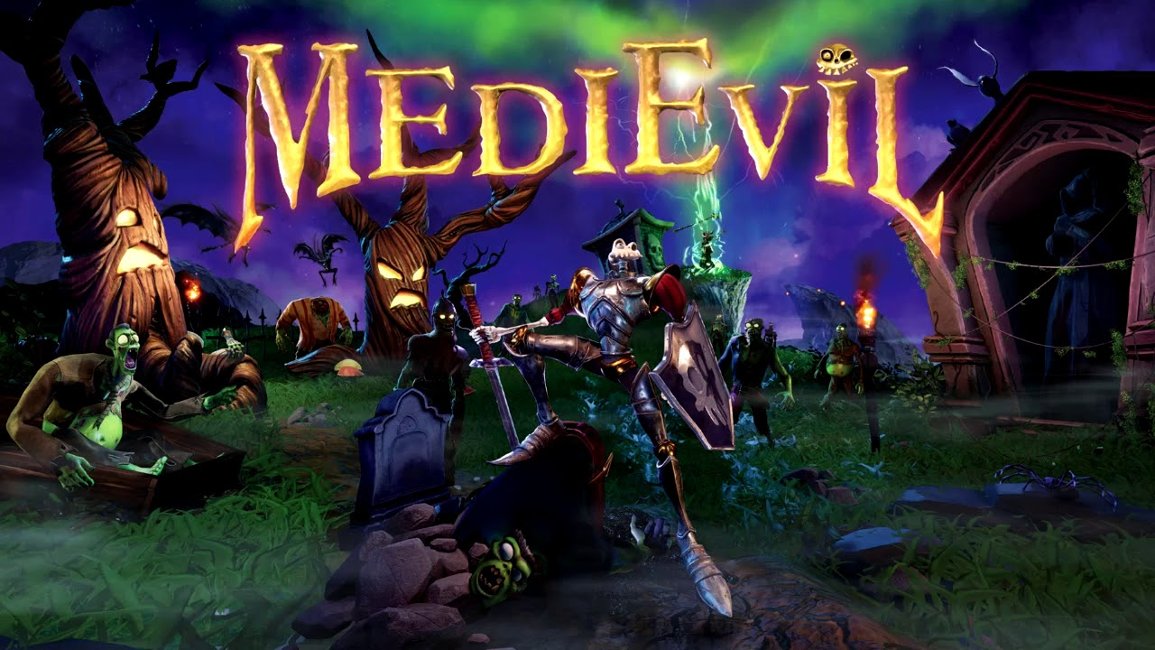 MediEvil (PS4) – Soundtrack, Tráiler
