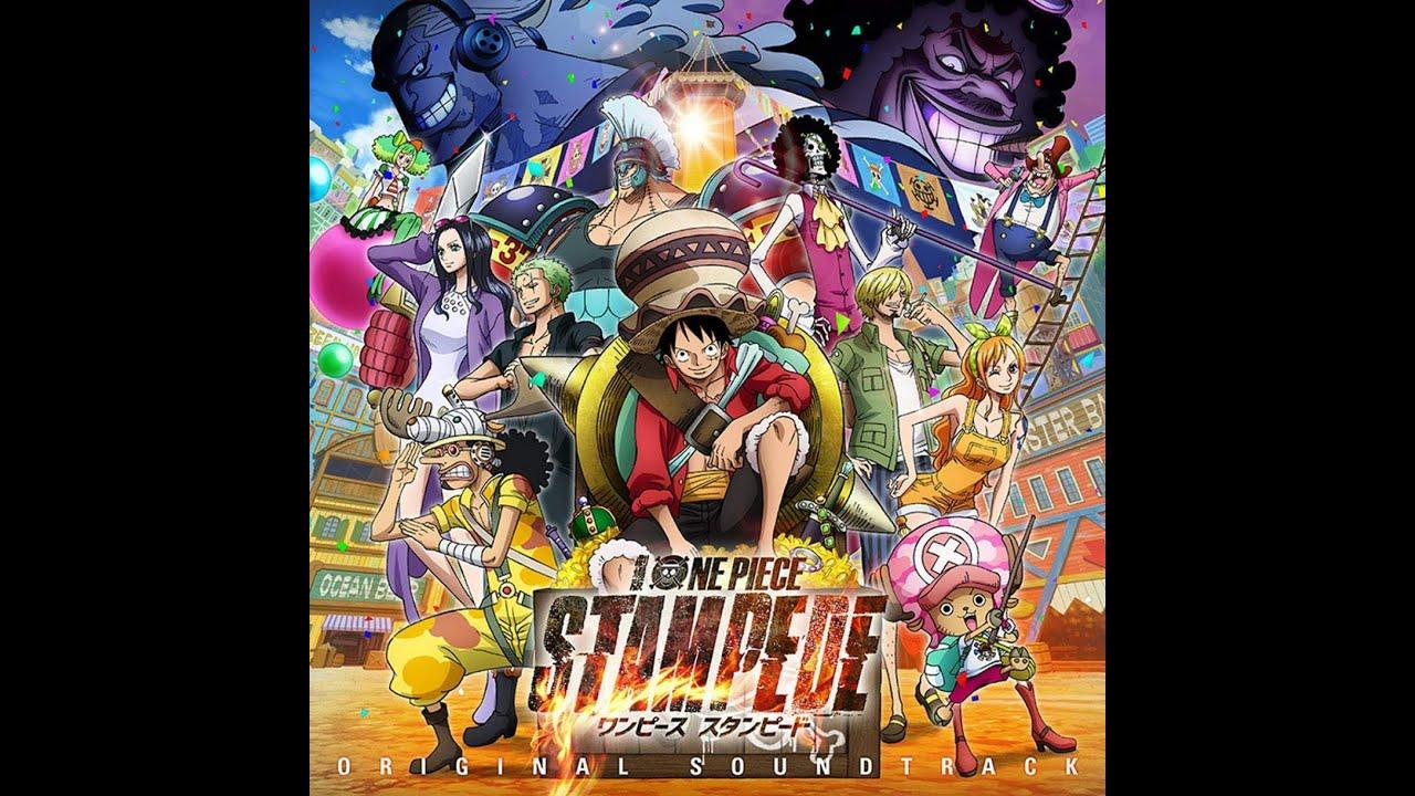 One Piece (Serie y Películas Animadas) – Soundtrack, Tráiler
