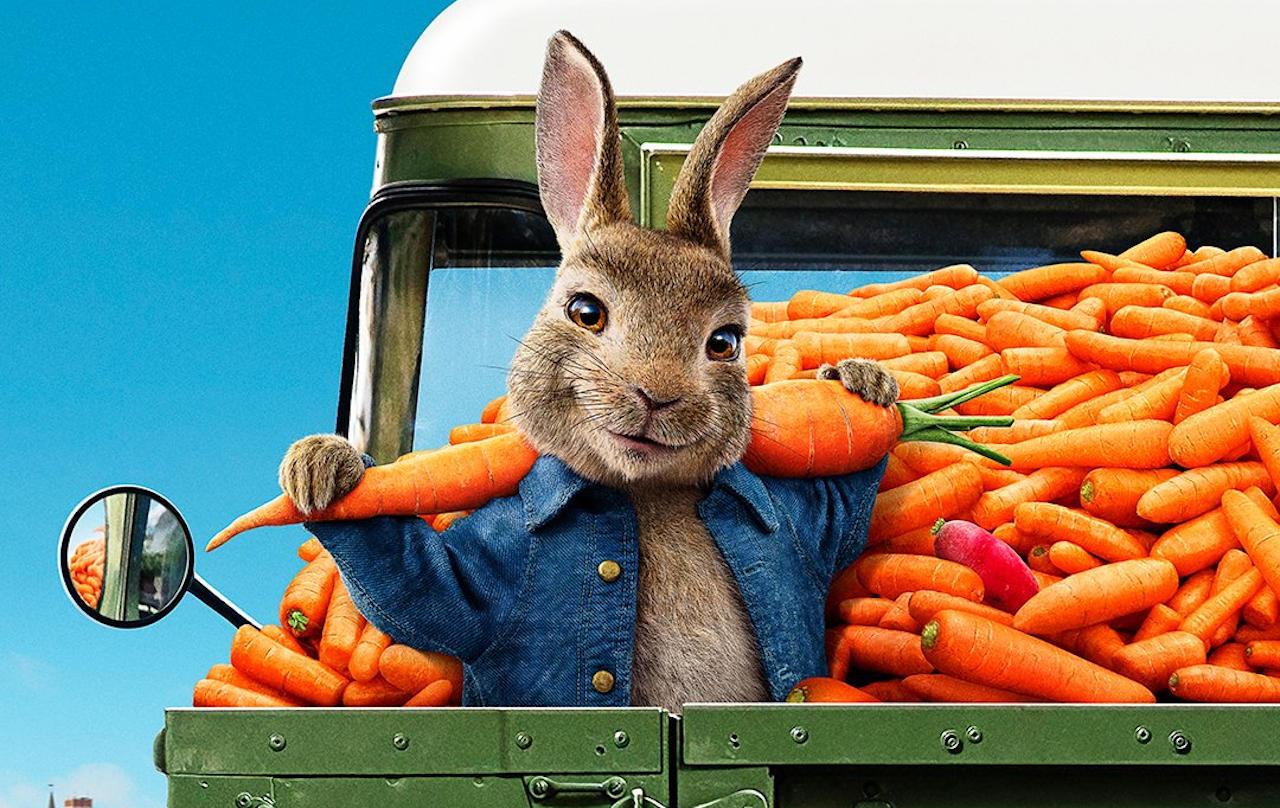Peter Rabbit: Conejo en fuga (Peter Rabbit 2: The Runaway) – Tráiler