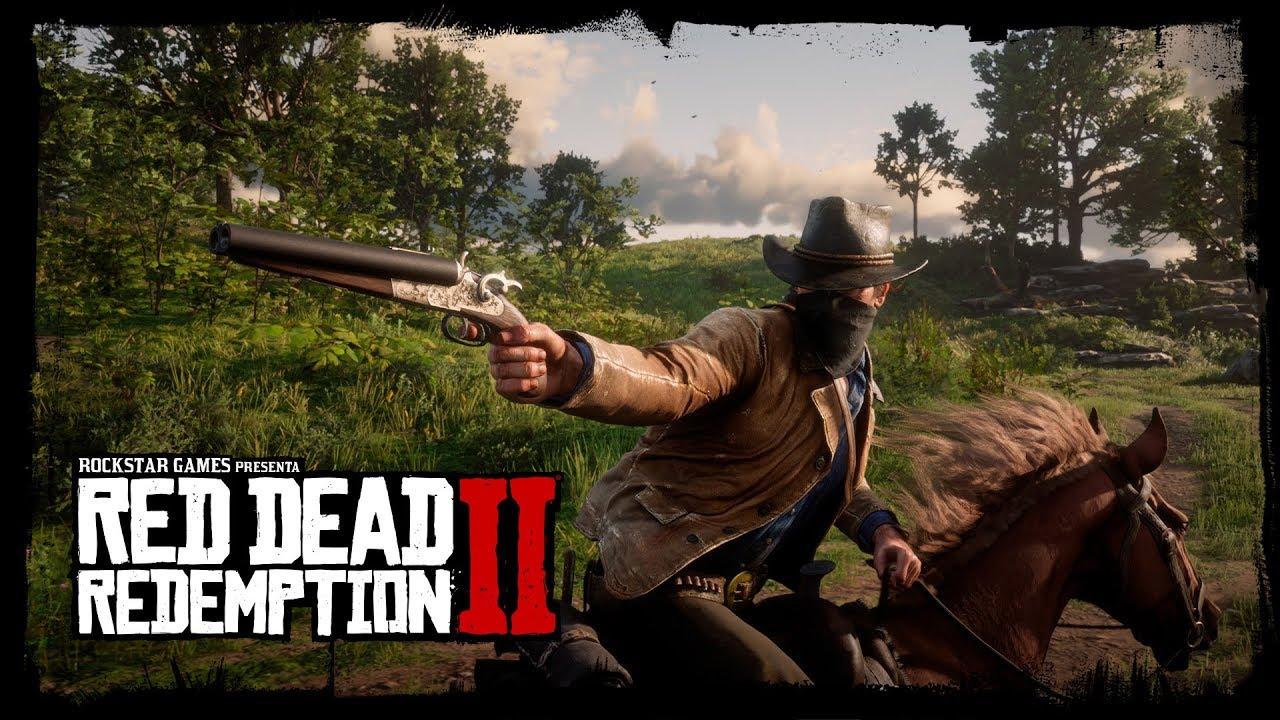 Red Dead Redemption 2 (PC, PS4, XB1) – Soundtrack, Tráiler