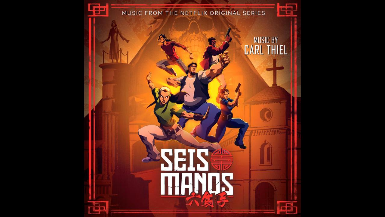 Seis Manos (Serie de TV Animada) – Soundtrack, Tráiler