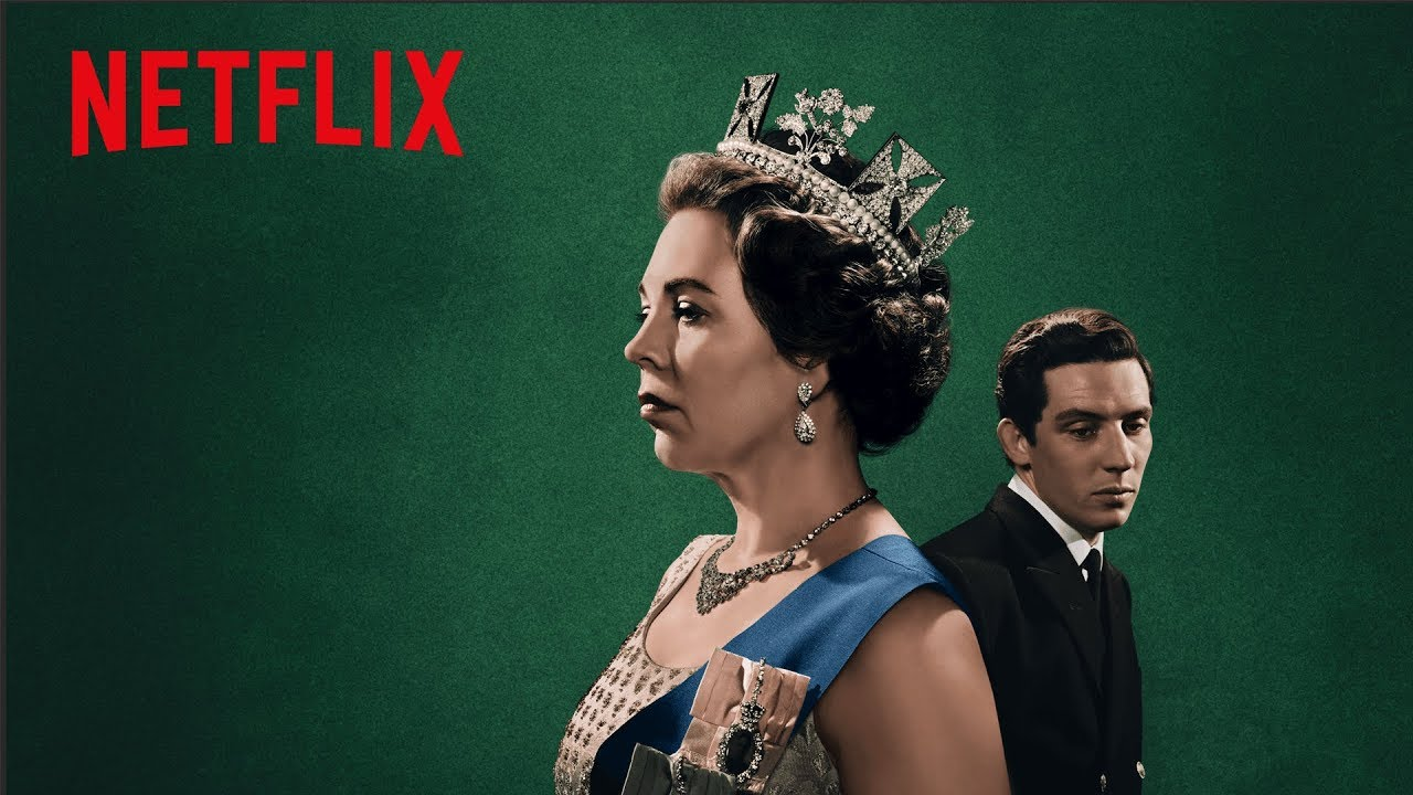 The Crown (Serie de TV) – Soundtrack, Tráiler