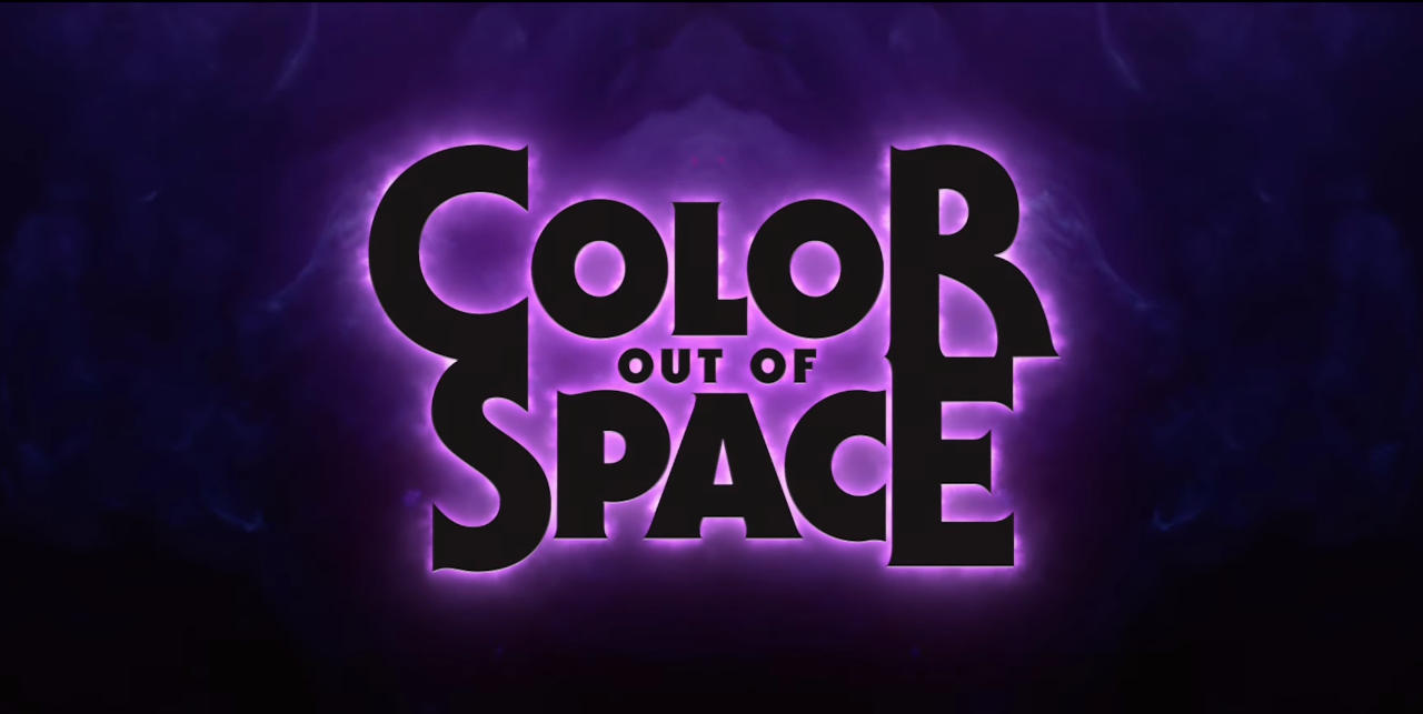 Color Out of Space – Tráiler