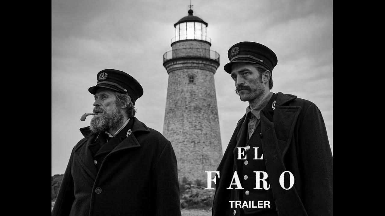 El faro (The Lighthouse) – Soundtrack, Tráiler