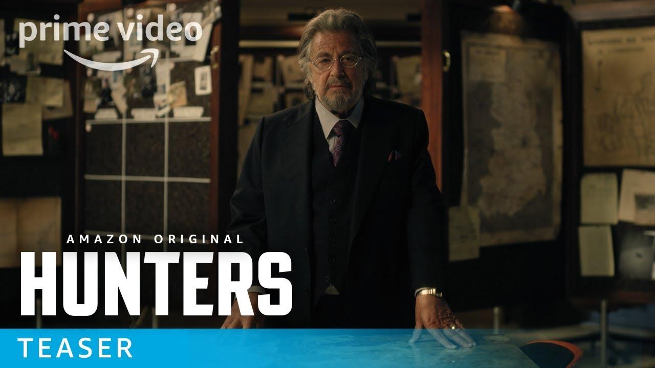 Hunters (Serie de TV) – Tráiler