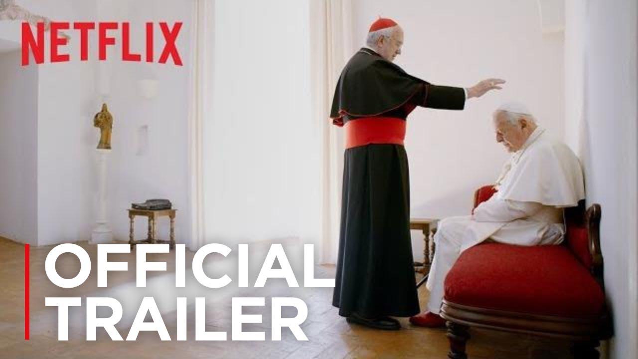 Los dos Papas (The Two Popes) – Tráiler