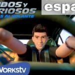 Rápidos y furiosos: Espías al volante (Fast & Furious: Spy Racers), Serie de TV – Soundtrack, Tráiler