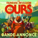 El gran cuento de los Osos (La fameuse invasion des ours en Sicile) – Soundtrack, Tráiler