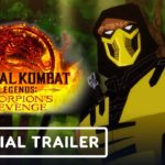 Mortal Kombat Legends: La venganza de Scorpion (Mortal Kombat Legends: Scorpion's Revenge) – Tráiler