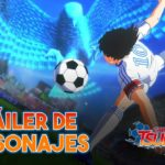 Captain Tsubasa: Rise of New Champions (PC, PS4, Switch) – Tráiler