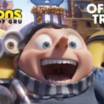 Minions: Nace un Villano (Minions: The Rise of Gru) – Tráiler