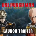 One Punch Man: A Hero Nobody Knows (PC, PS4, XB1) – Tráiler