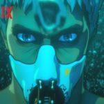 Altered Carbon: Reenfundados (Altered Carbon: Resleeved), Anime – Tráiler