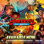 Streets of Rage 4 (PC, PS4, XB1, Switch) – Tráiler
