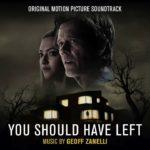 You Should Have Left – Soundtrack, Tráiler