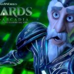 Magos: Relatos de Arcadia (Wizards: Tales of Arcadia), Serie de TV – Tráiler
