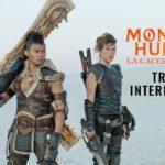 Monster Hunter: La Cacería Comienza (Filme de Imagen Real) – Soundtrack, Tráiler