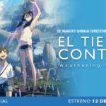 El Tiempo Contigo (Tenki no Ko) – Soundtrack, Tráiler