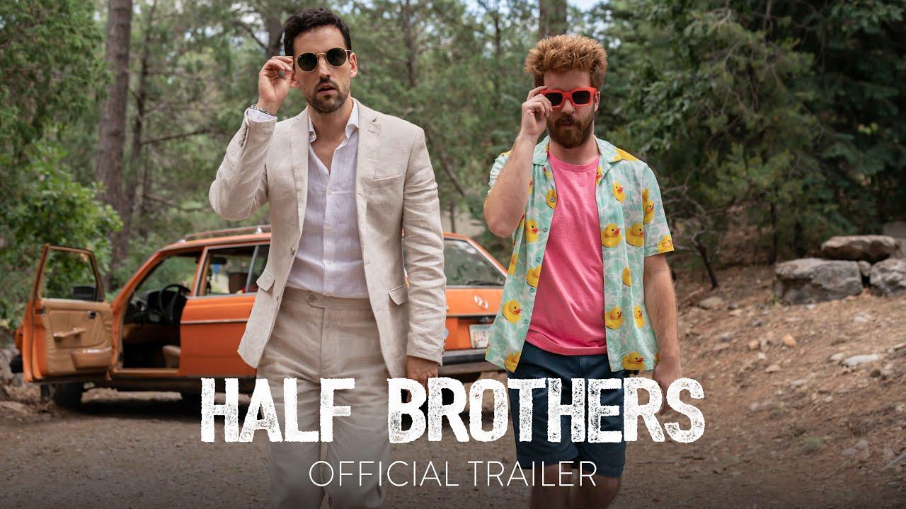 Medios Hermanos Half Brothers Soundtrack Trailer Dosis Media