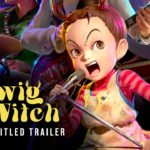 Earwig and the Witch (Āya to Majo) – Soundtrack, Tráiler