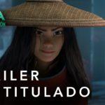 Raya y el Último Dragón (Raya and the Last Dragon) – Soundtrack, Tráiler