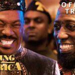 Un príncipe en Nueva York (Coming to America), Filmes de 1988 y 2021 – Soundtrack, Tráiler