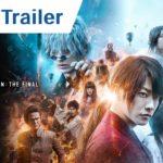 Rurouni Kenshin (Filmes de Imagen Real del 2012-2021) – Soundtrack, Tráiler