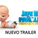 Un Jefe en Pañales (The Boss Baby), Filmes del 2017 y 2021 – Soundtrack, Tráiler