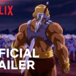 Amos del Universo: Revelación (Masters of the Universe: Revelation), Serie de TV – Soundtrack, Tráiler