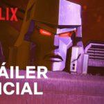 Transformers: La guerra por Cybertron – Trilogía (Transformers: War for Cybertron Trilogy), Serie de TV – Soundtrack, Tráiler