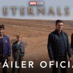 Eternals – Soundtrack, Tráiler