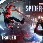 Spider-Man (PS4) – Tráiler